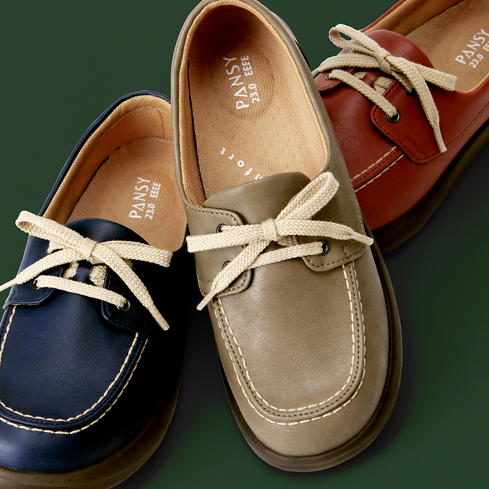Pansy - Casual Shoes -|Product Line-up