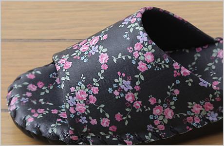 9387婦人用人気の室内履き3.汚れが付きにくく、お手入れ簡単!