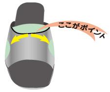 しなやかなソフト感 東レ/フィッティ(R)