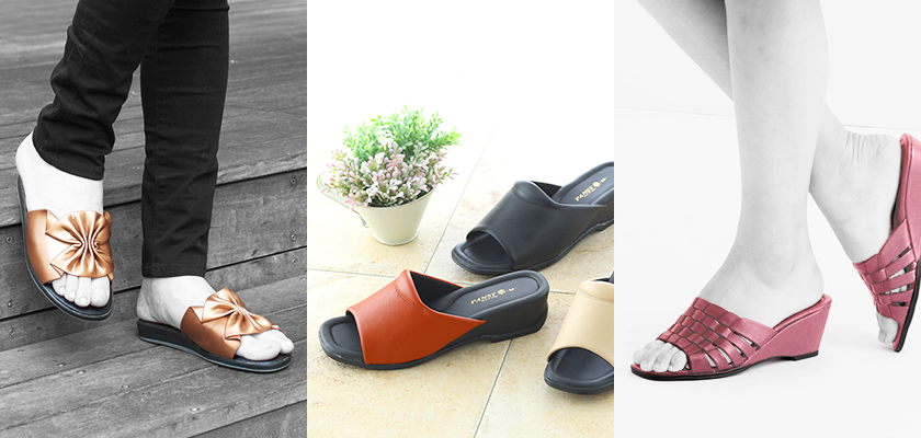 Pansy - Casual Sandals -